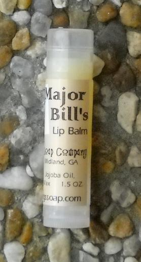 Maj Bill's Lip Balm Lube